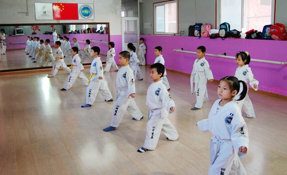 北京幼儿训练基地